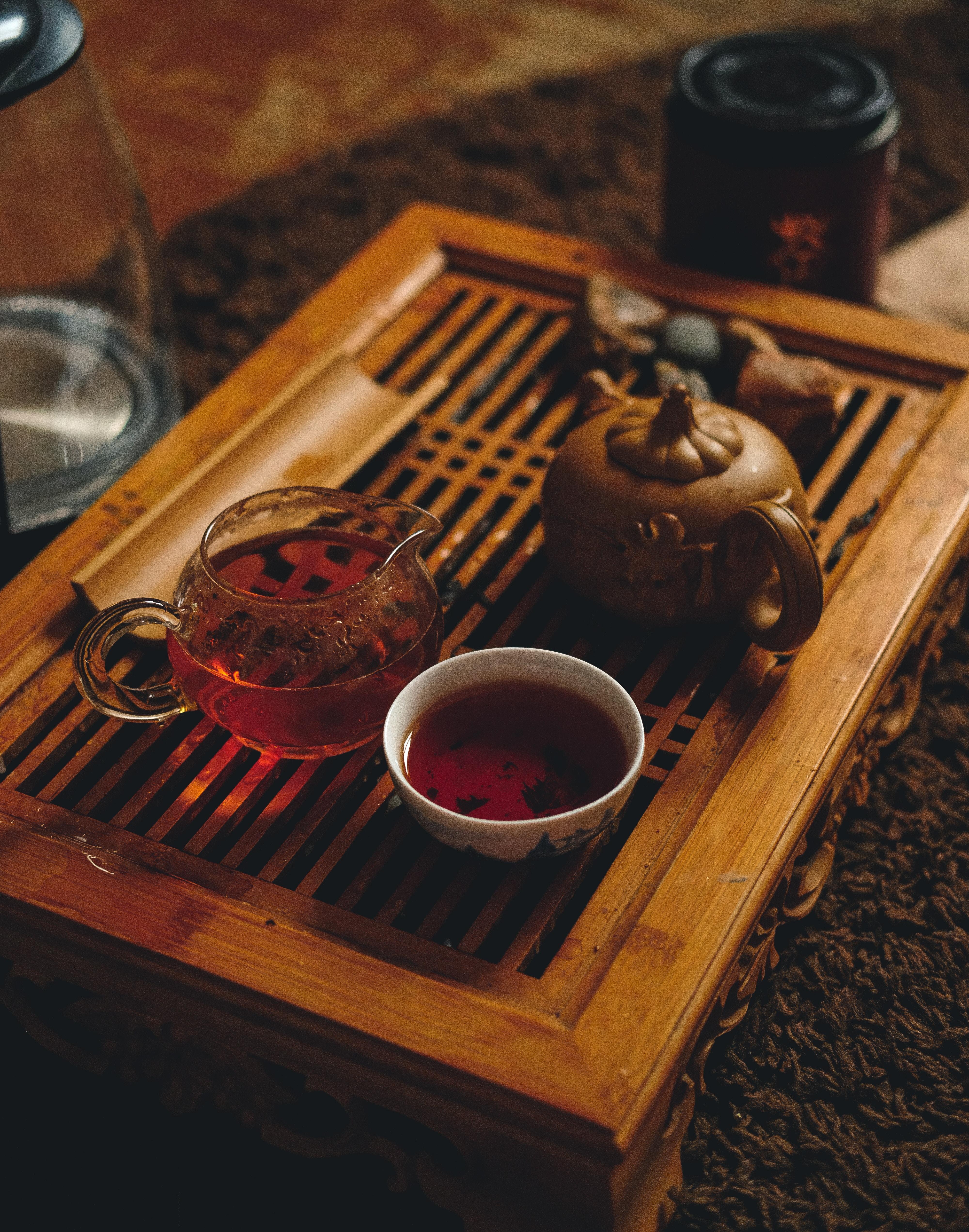 Resource Distribution, Rooibos tea set