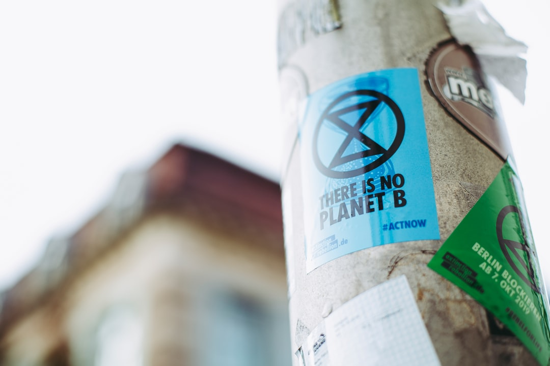 THERE IS NO PLANET B #ACTNOW Extinction Rebellion. Made with Canon 5d Mark III and vintage analog lens Leica Summilux-R 1.4 50mm.