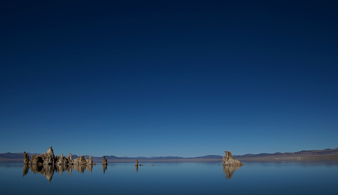 This photo was taken overlooking the tufa formations at Mono Lake, USA