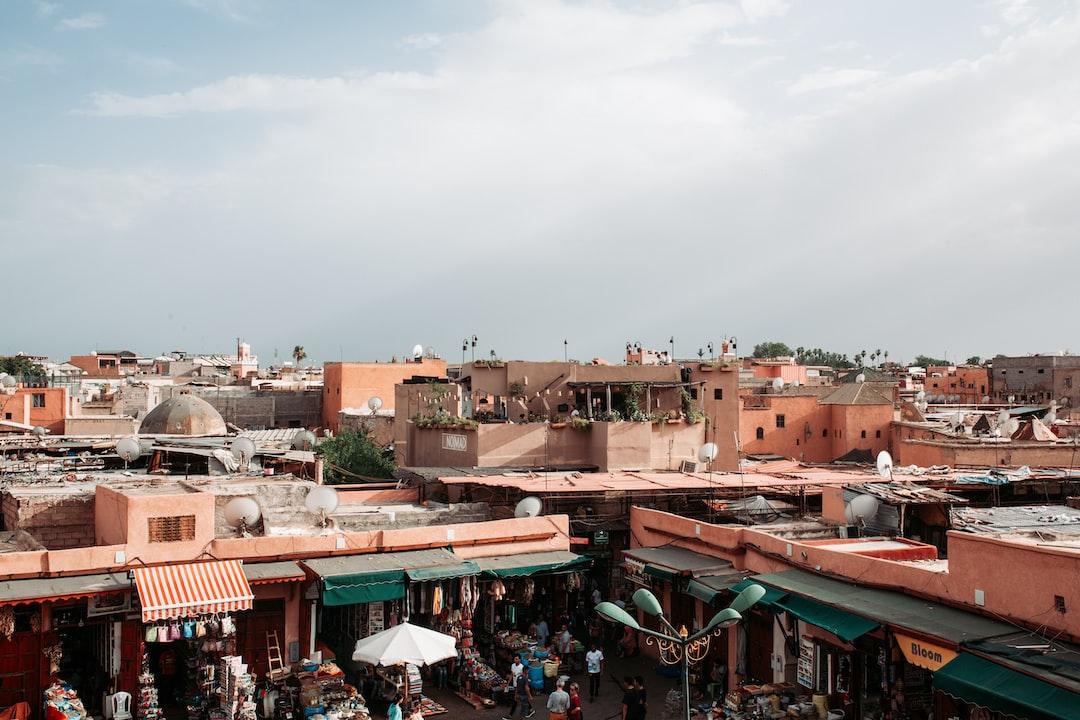 Nomad, Marrakech