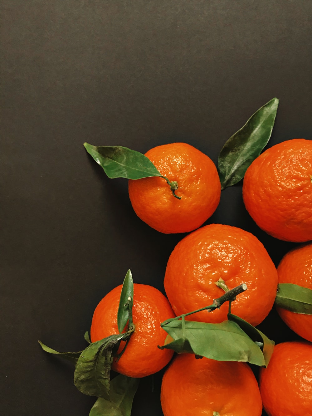 orange tangerines