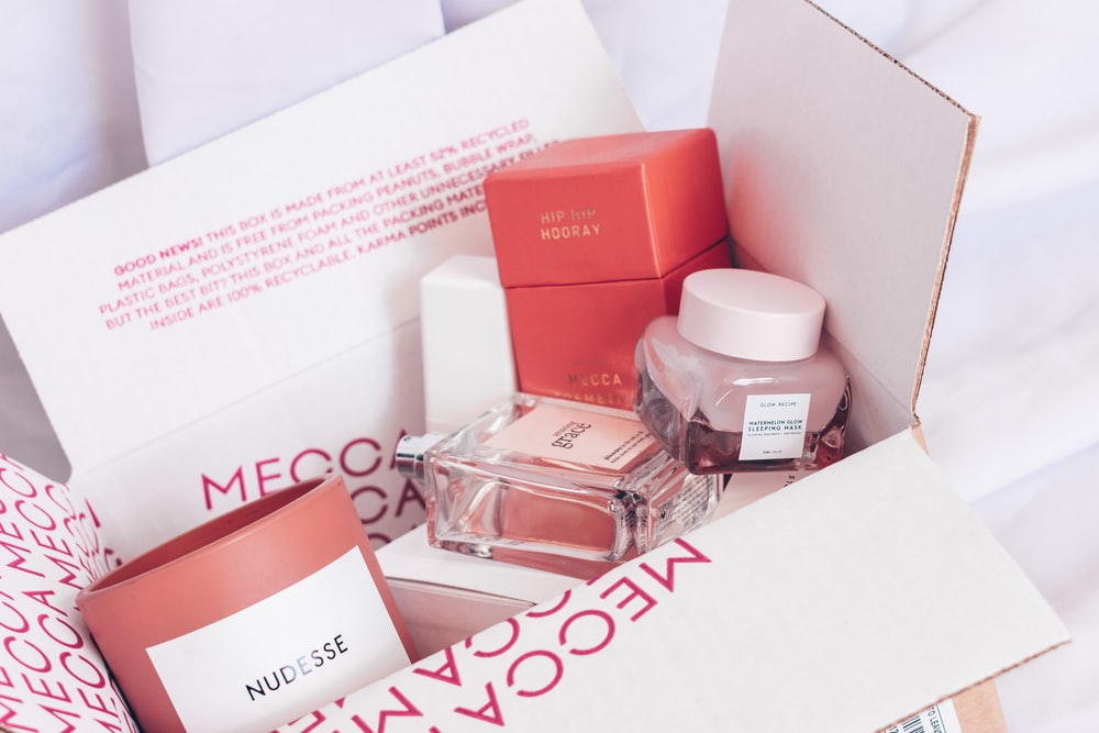 Mecca cosmetic set