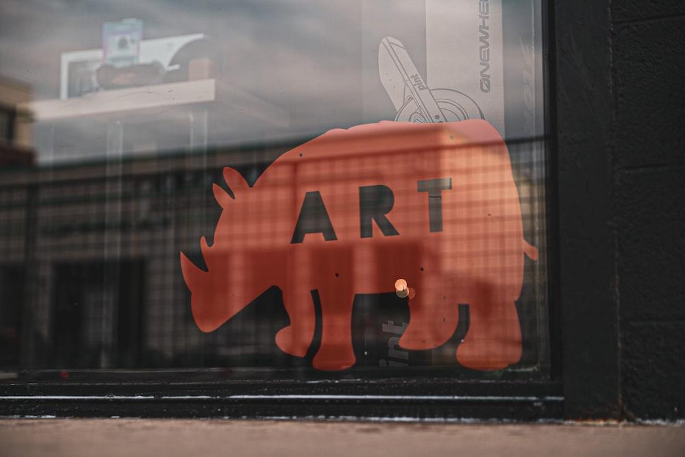 rhinoceros art