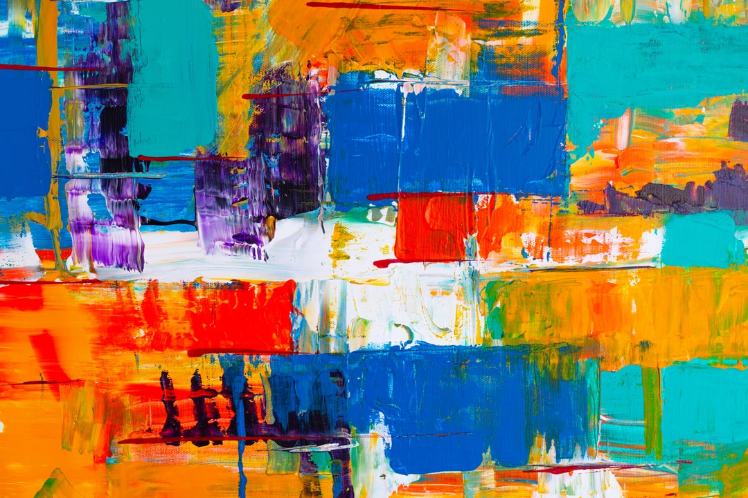 Abstract Painting - unsplash