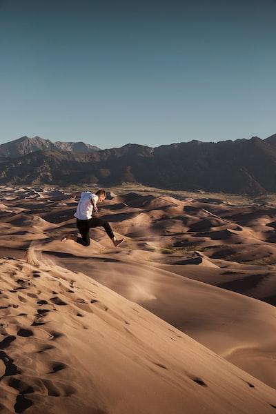 The Big Trip   Great Sand Dunes National Park and Preserve - Explore more at explorehuper.com