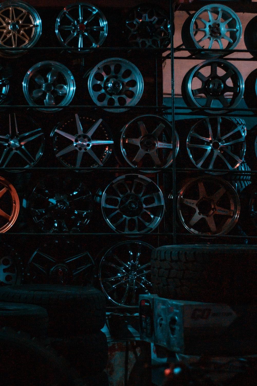 auto-wheel lot
