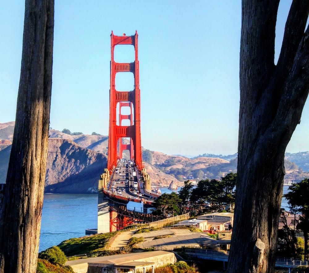Golden Gate Bridge in San Francisco USA during daytime