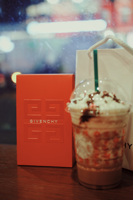 Givenchy fragrance box