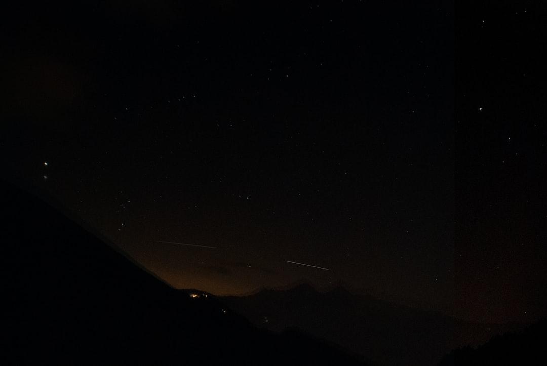 Montagne stellate in Valfurva, Sondrio