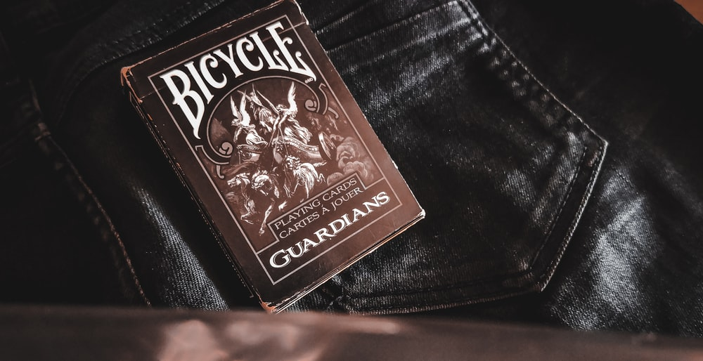 Bicycle playing card