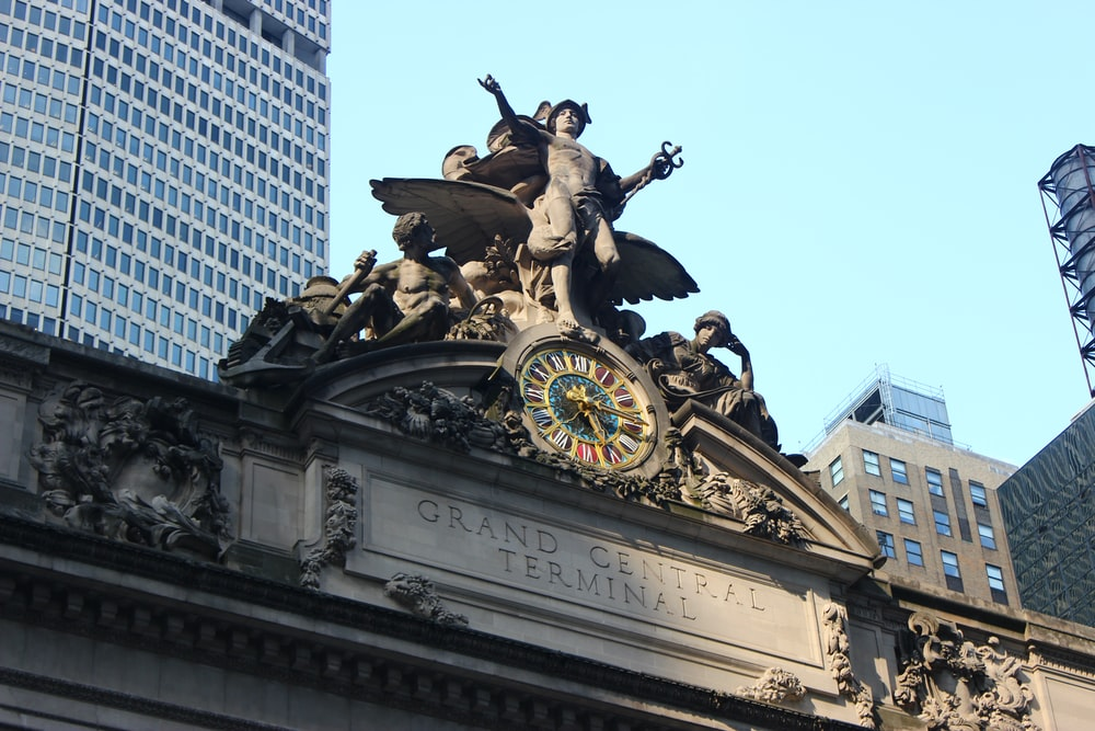 Grand Central Terminal during daytime