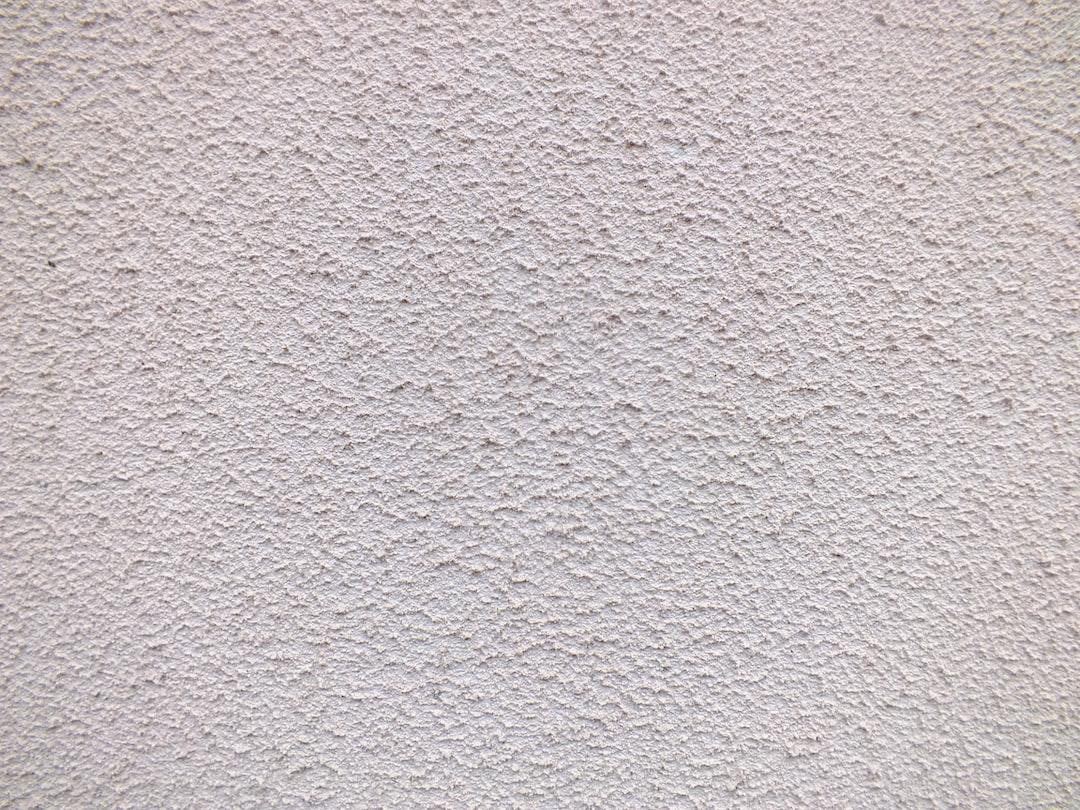 Facade plaster background texture