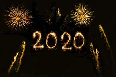 firework at 2020