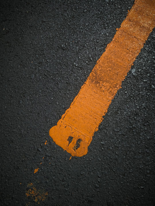 Just an asphalt