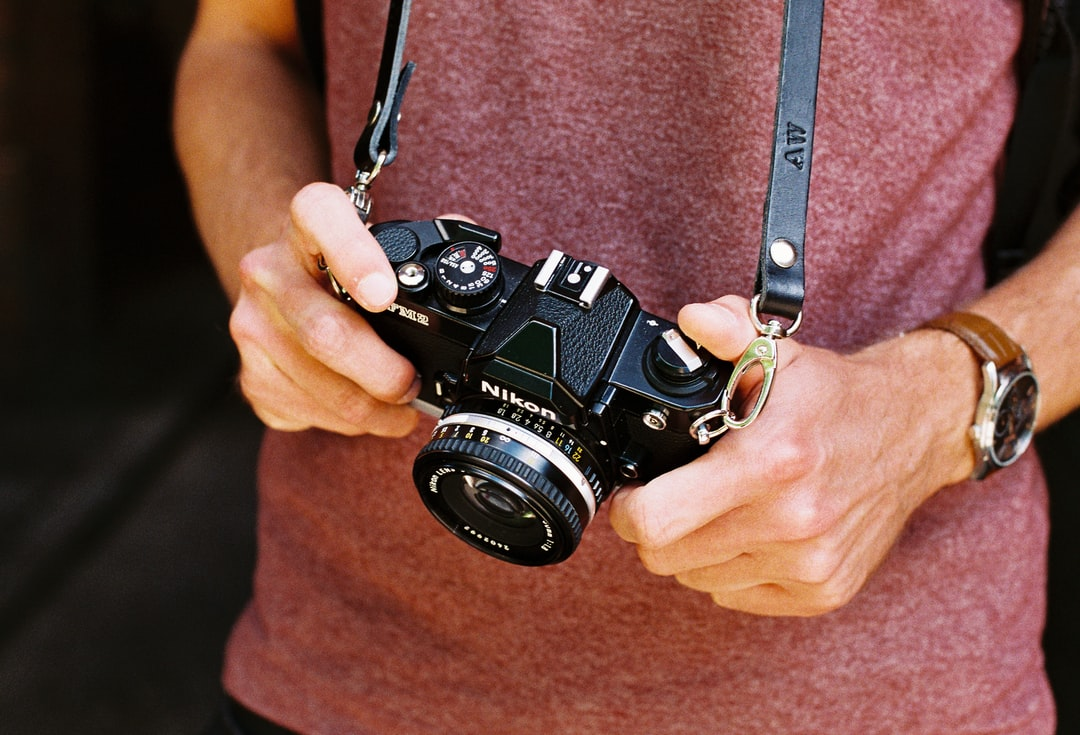 Nikon Fe2 Analog Camera Shot On Film - unsplash