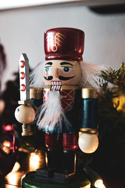 The Nutcracker figurine