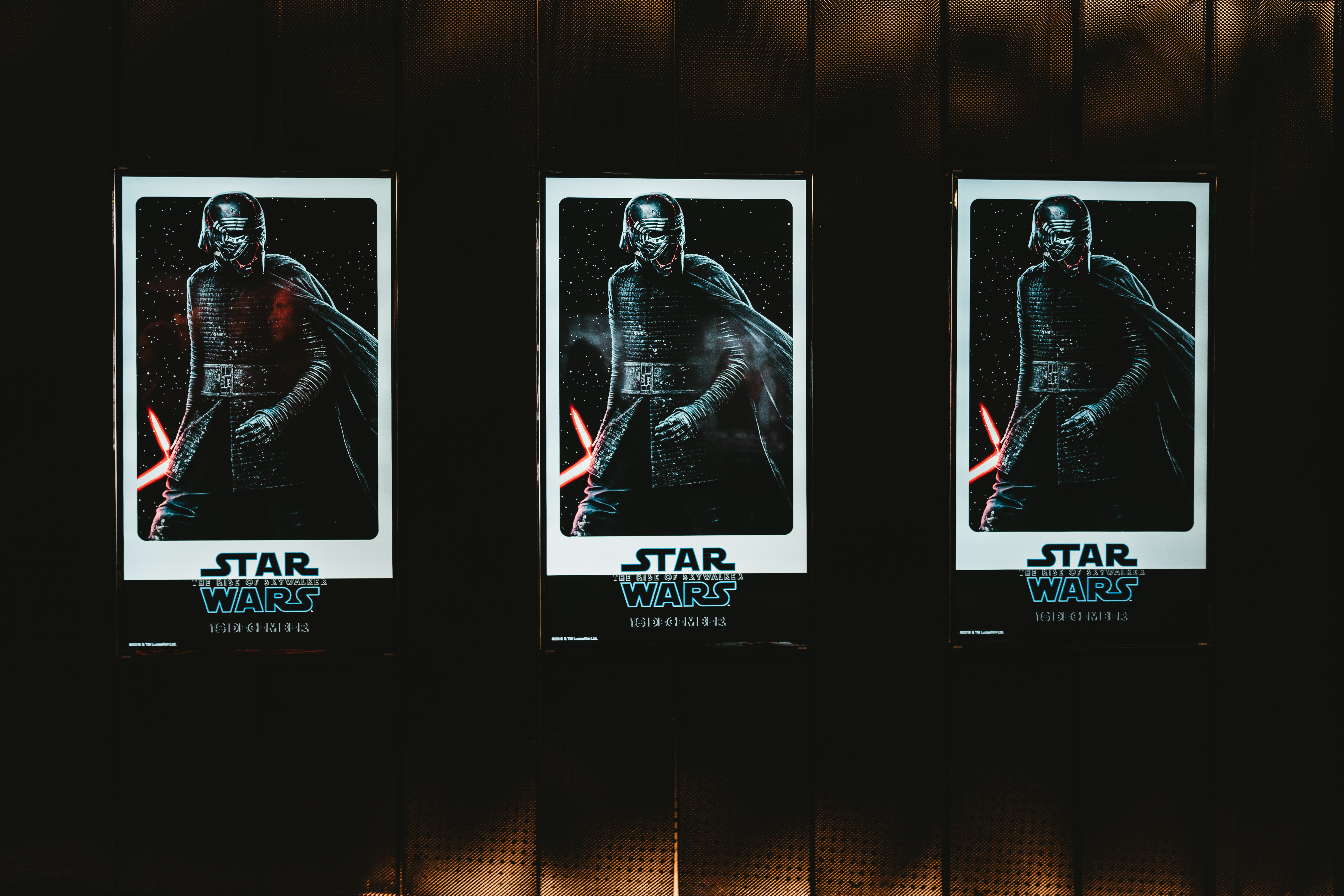 Star Wars Rise Of Skywalker Poster Photo Free Star Wars Image On Unsplash