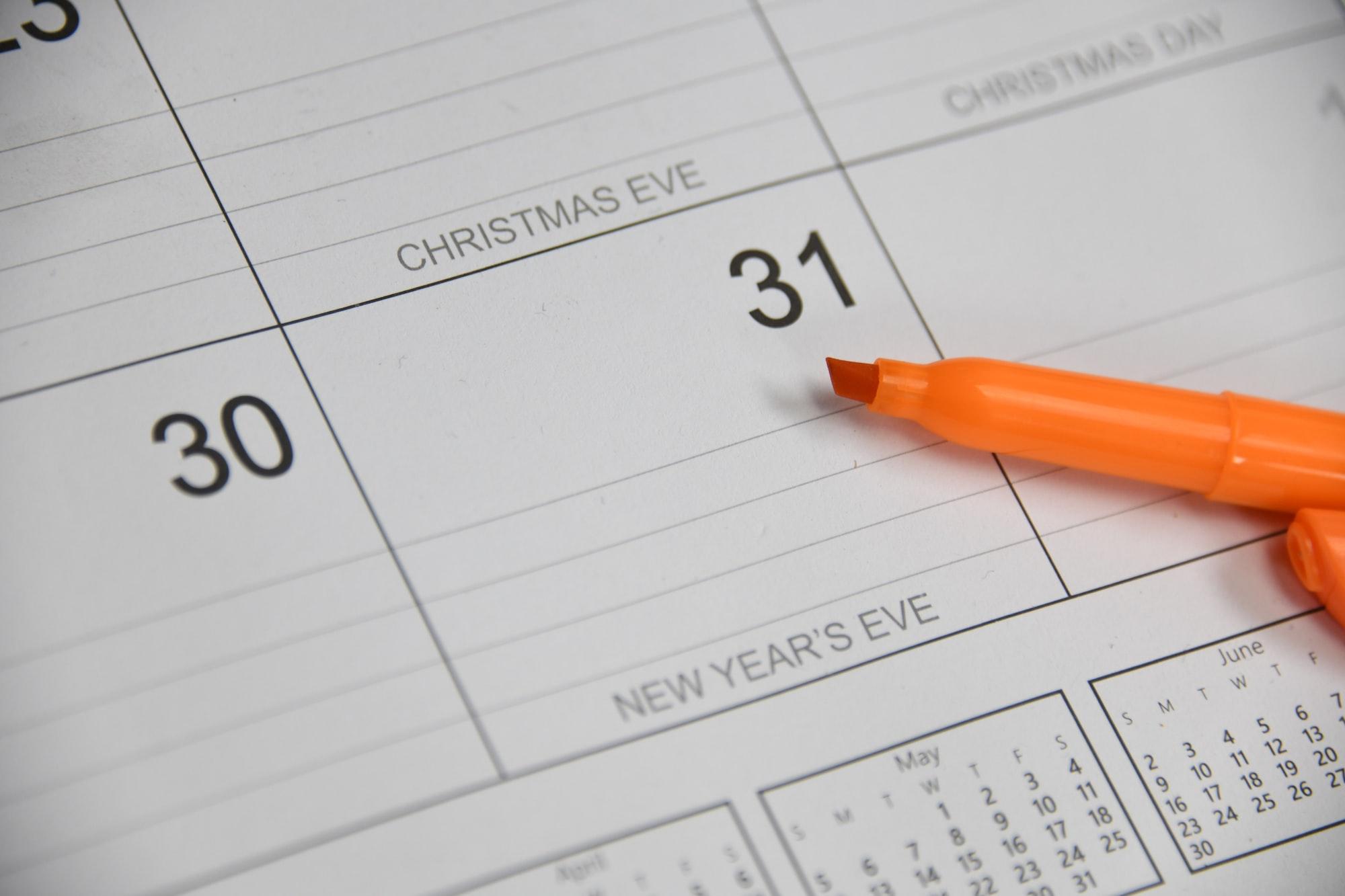 pcal – Generador de calendarios en PostScript y HTML