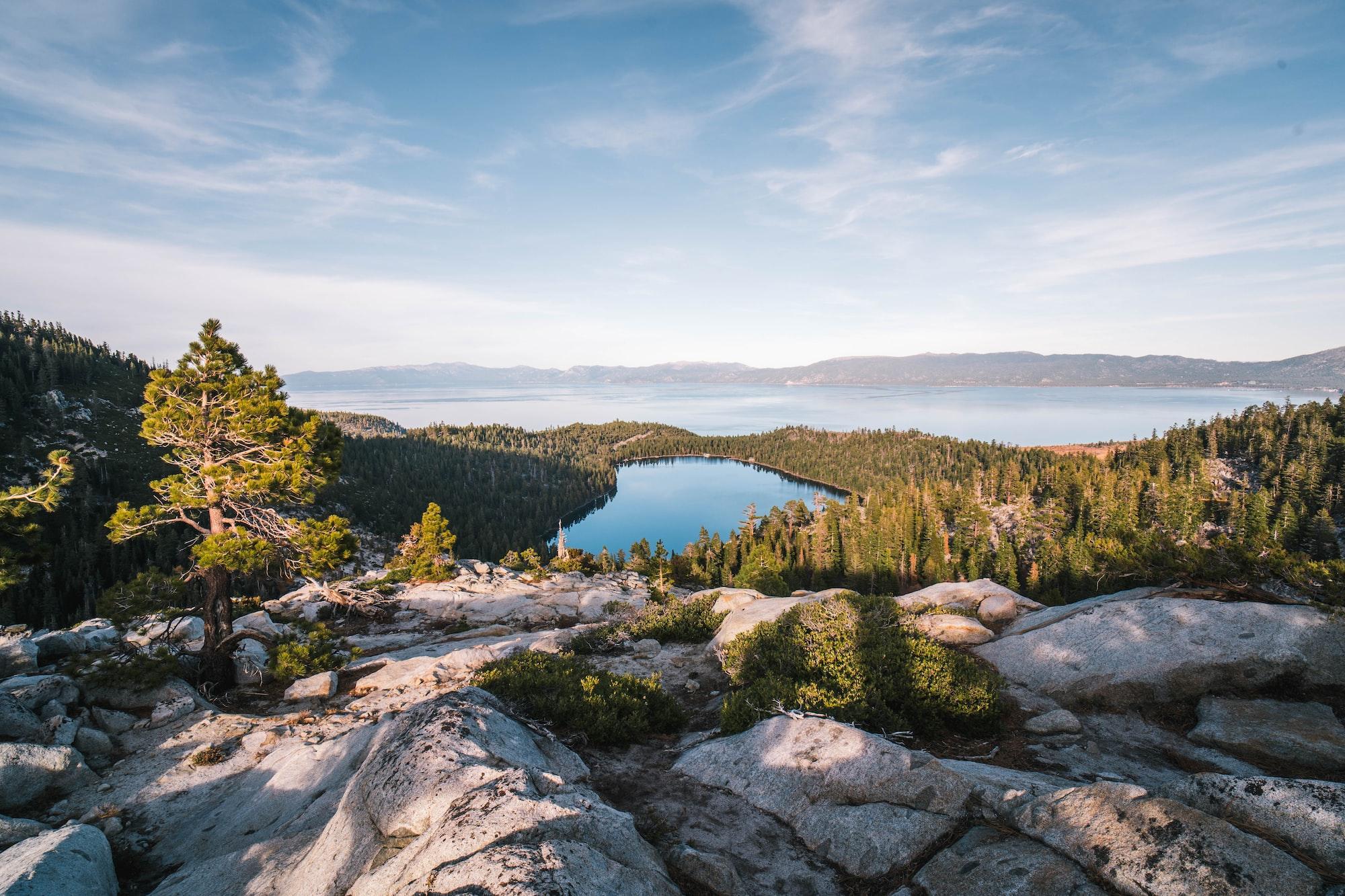 Update: Lake Tahoe, CA - Reopened
