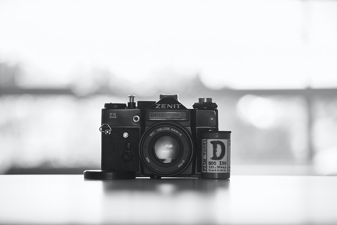 Made In the Ussr, Zenit 11 With the Helios 44m-4 58mm F/2 Lens Paired With Some Washi D Iso 500 Film. - unsplash