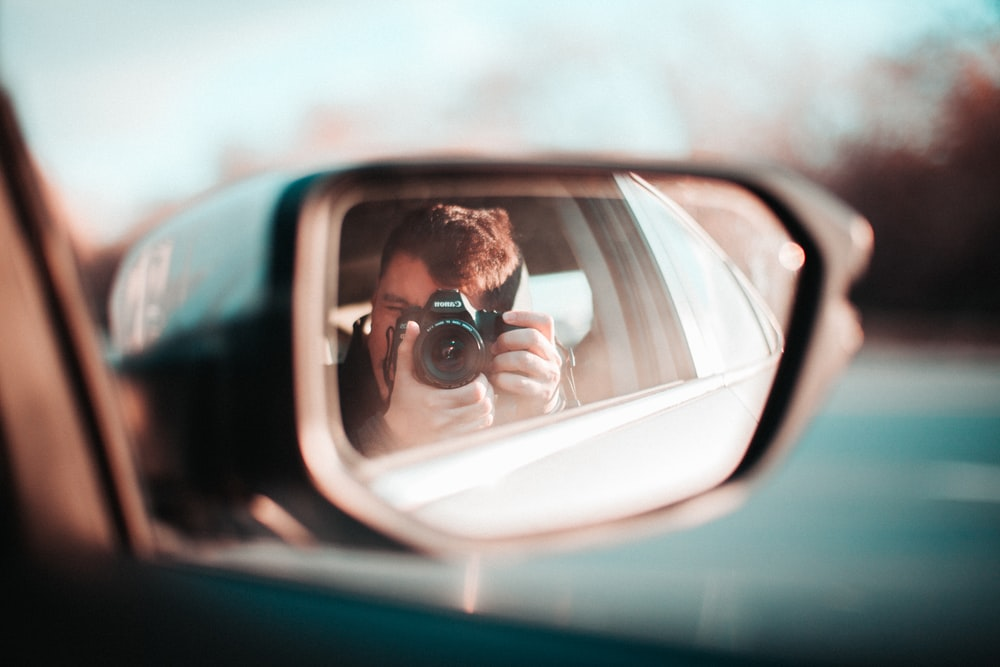 Person Taking Photo Of Wing Mirror Photo Free Image On Unsplash Thankyou for watching i hope you like this 50 no face mirror selfie ideas for instagram thanks for watching. person taking photo of wing mirror