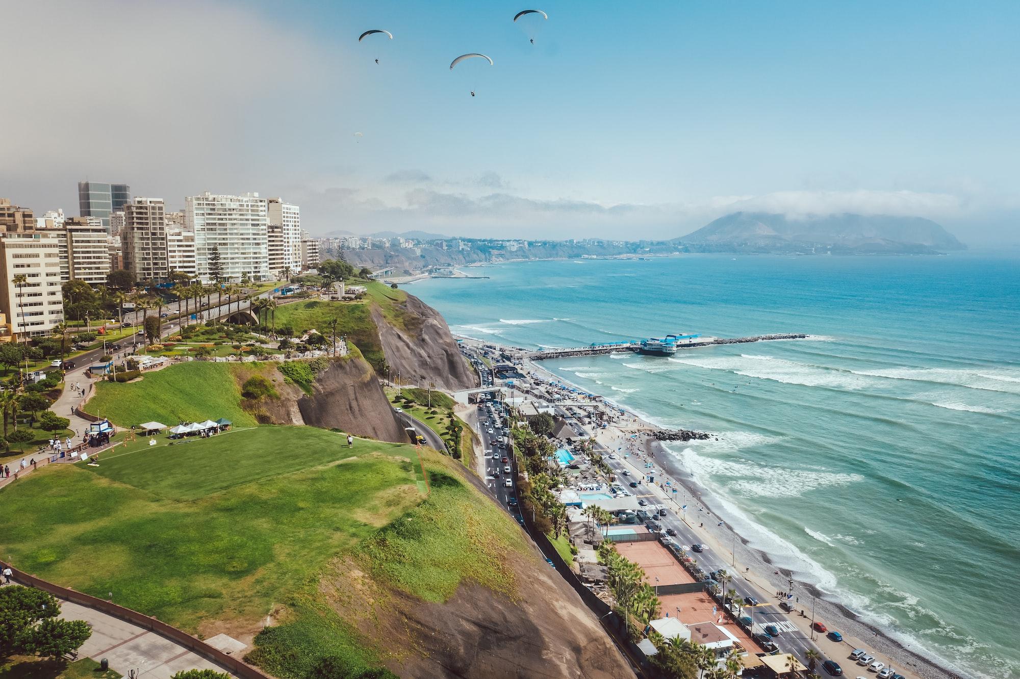 Miraflores - Lima, Perú