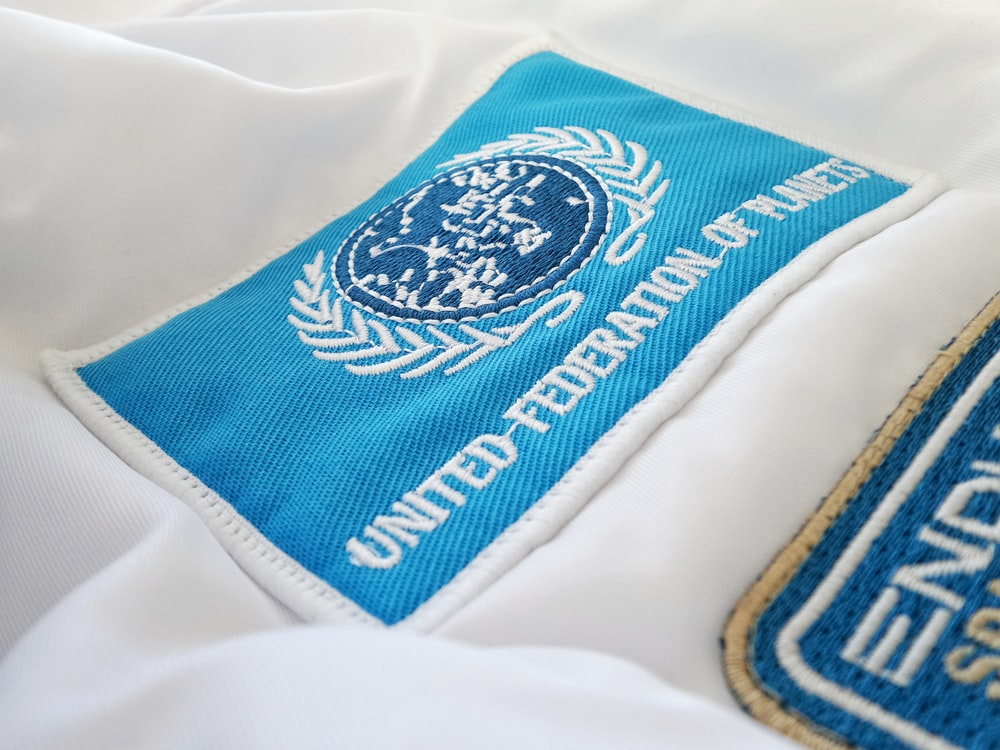United Federation of Pnates patch