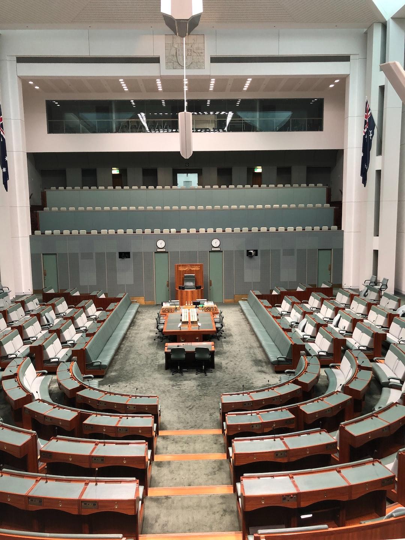 Parliament House of Representatives Canberra