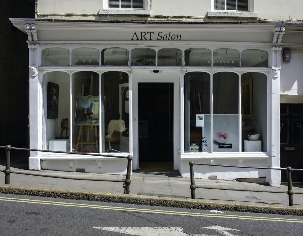 ART Salon building
