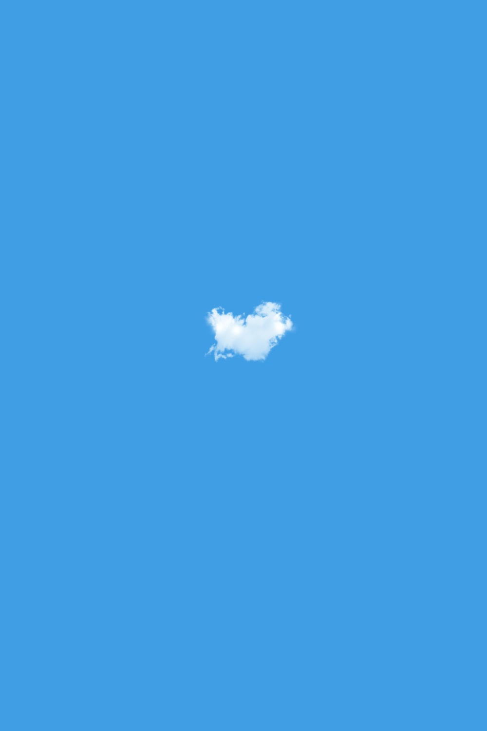 white cloud during day