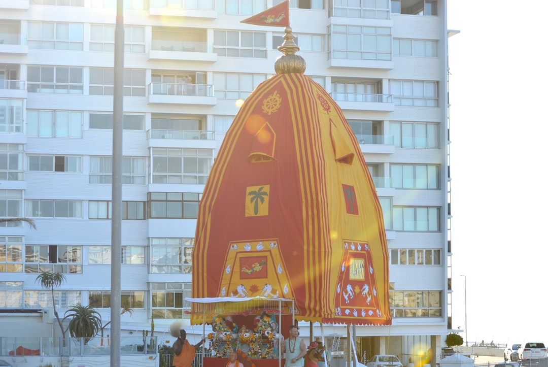 Rathayatra Festival of chariots cape town south africa 2019