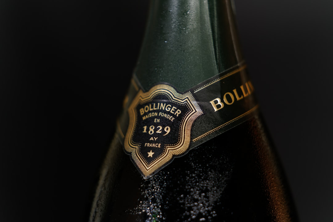 A cold Magnum of the best Bollinger 1990 Grande Annee for the 2020 New Year.