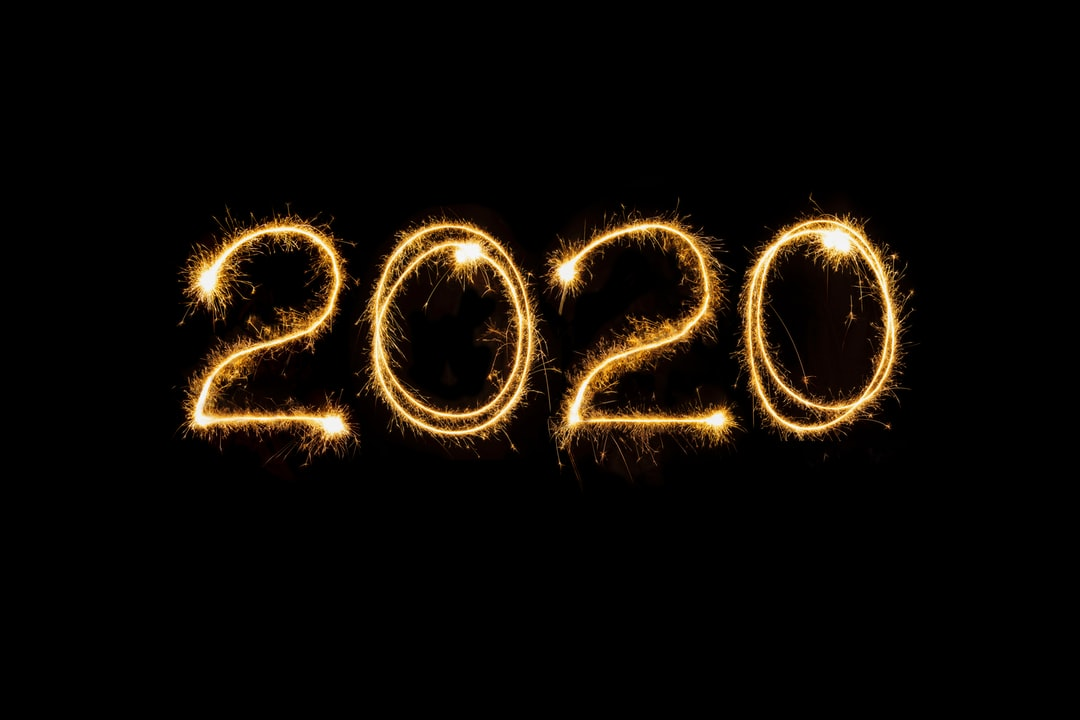 ¡Feliz Año 2020!