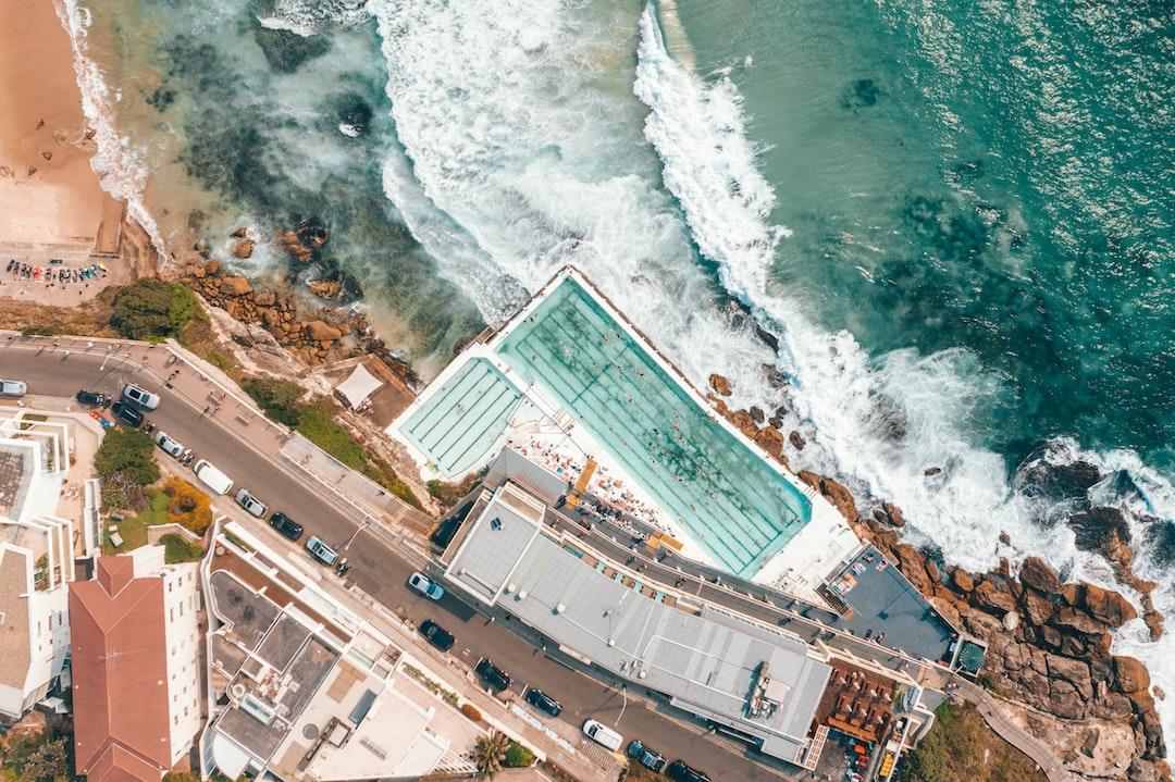Pool Nearby Seashore - unsplash