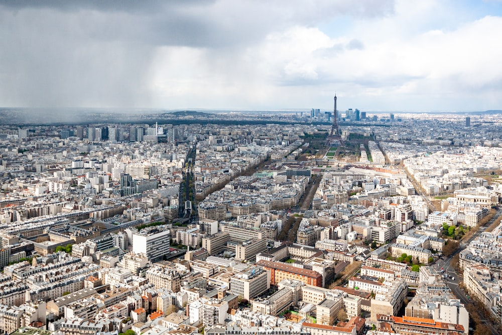 aerial photo of cityscape during daytime
