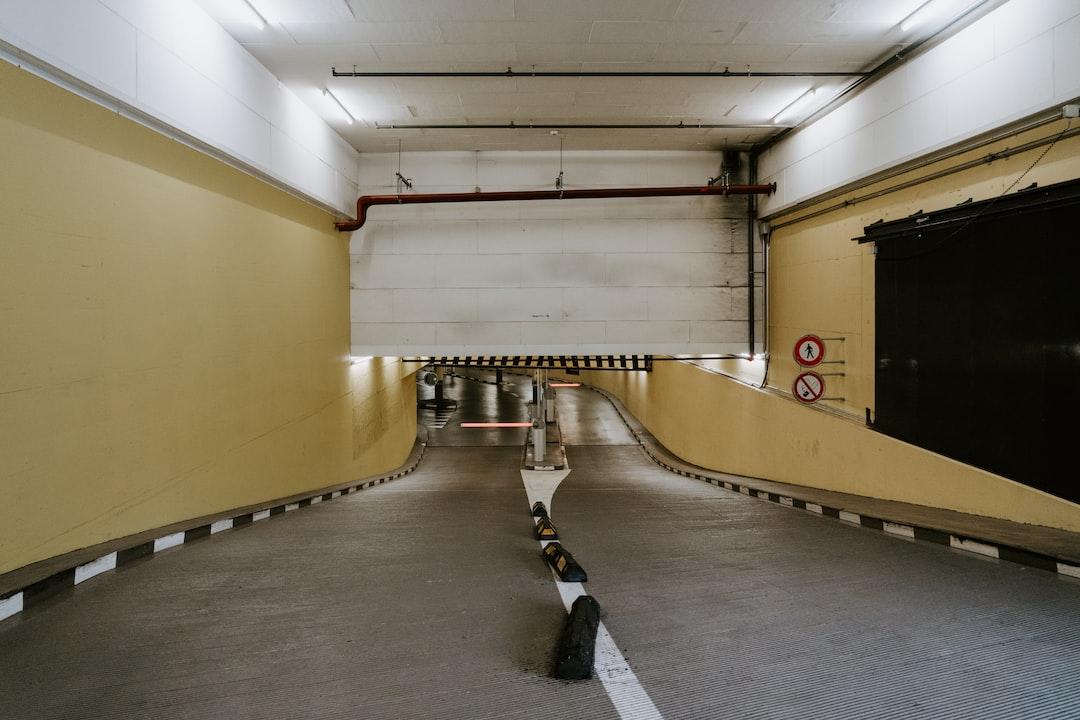 Underground Parking Lot - unsplash