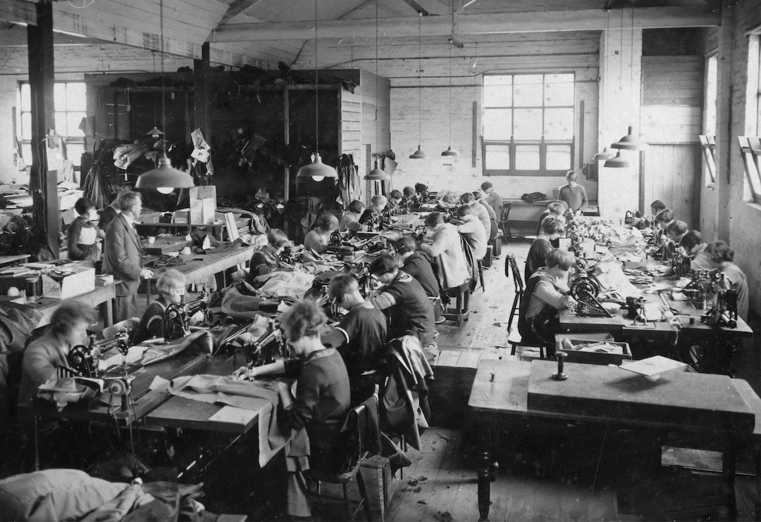 Simpson's Gloves Pty Ltd, Richmond, circa 1932