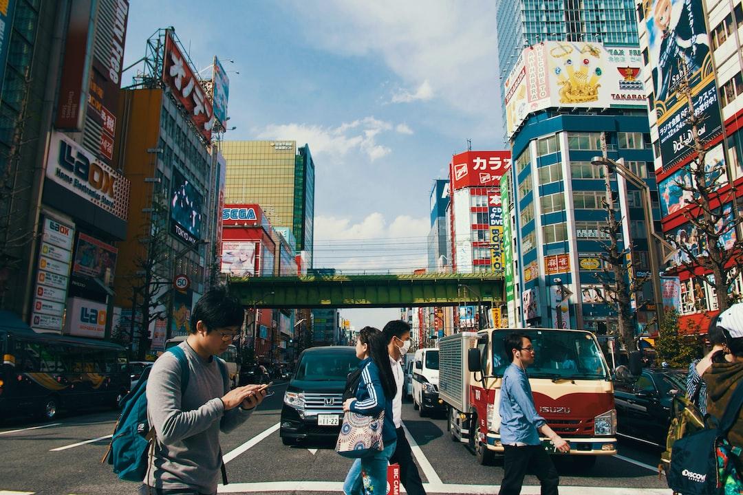 Man Walking On the Road - unsplash