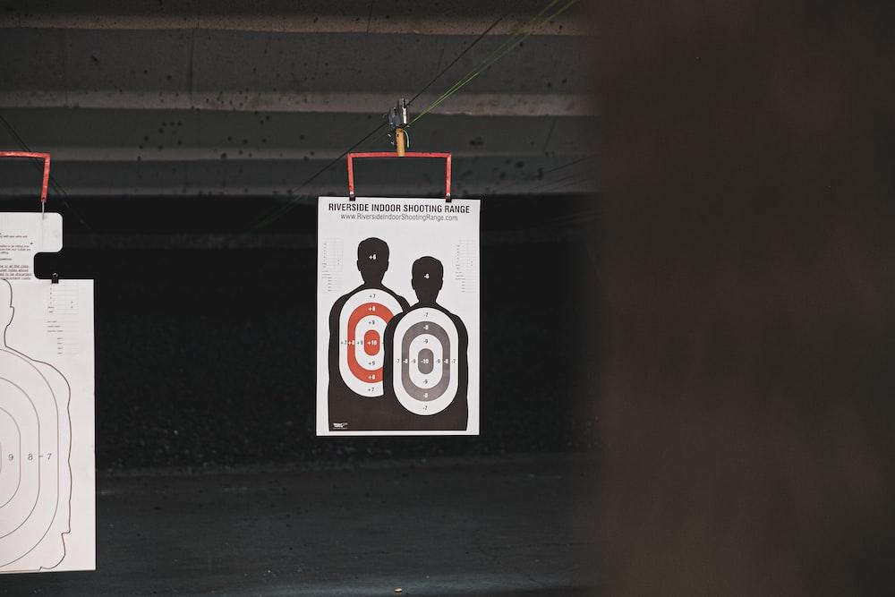 practice shooting board
