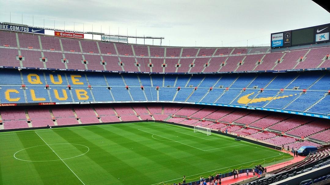 Camp Nou Stadion des FC Barcelona