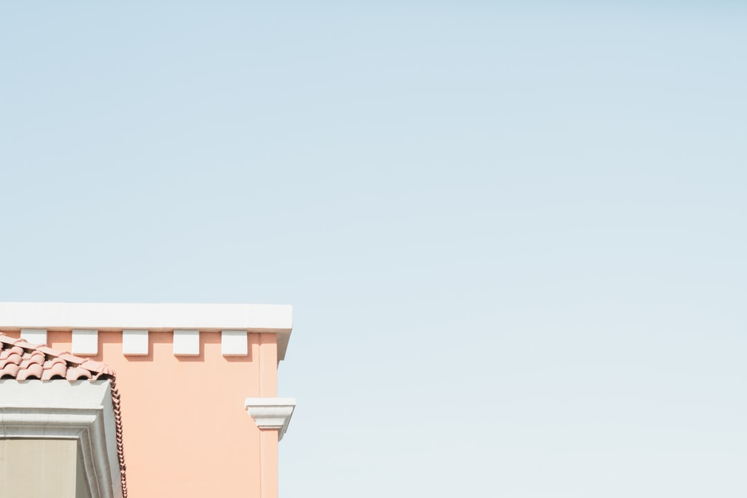 Pink and White House - unsplash