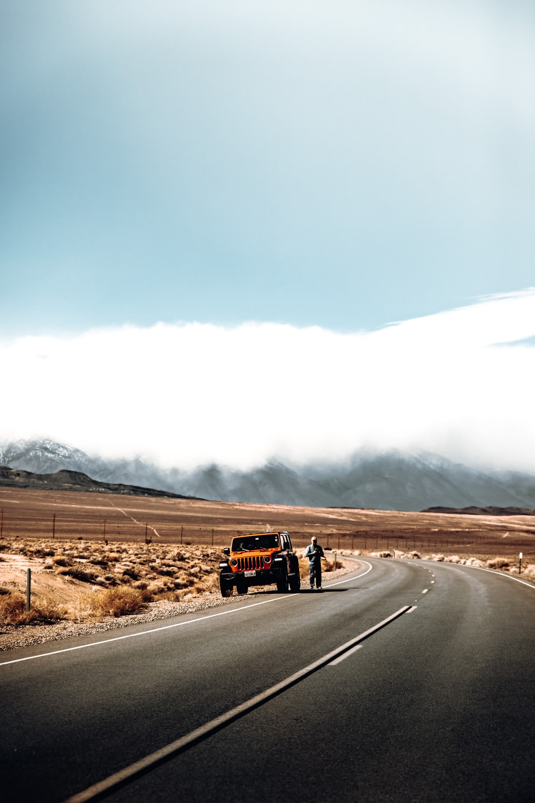 Endless Death Valley Roads #1