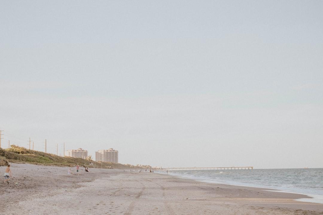 Photography of Seashore During Daytime - unsplash