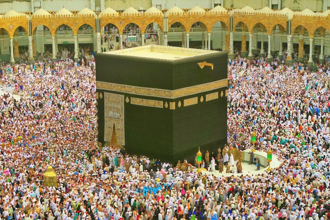 Kaaba Mecca, Rome - unsplash