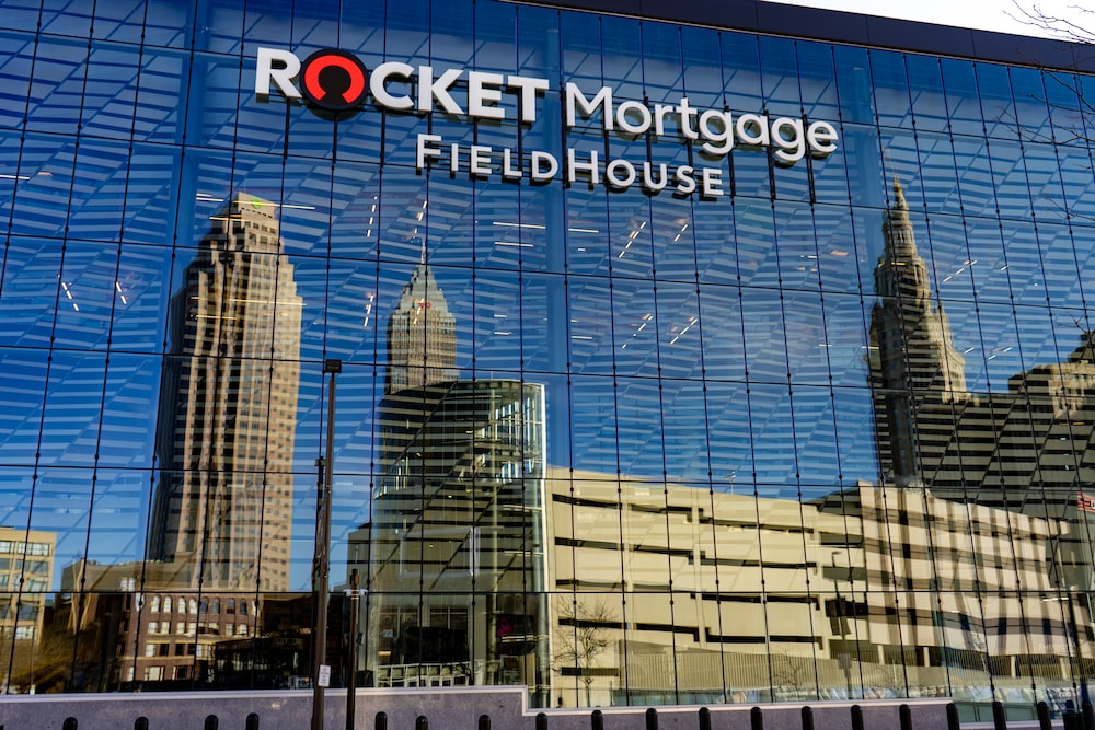Rocket Mortgage Field House building