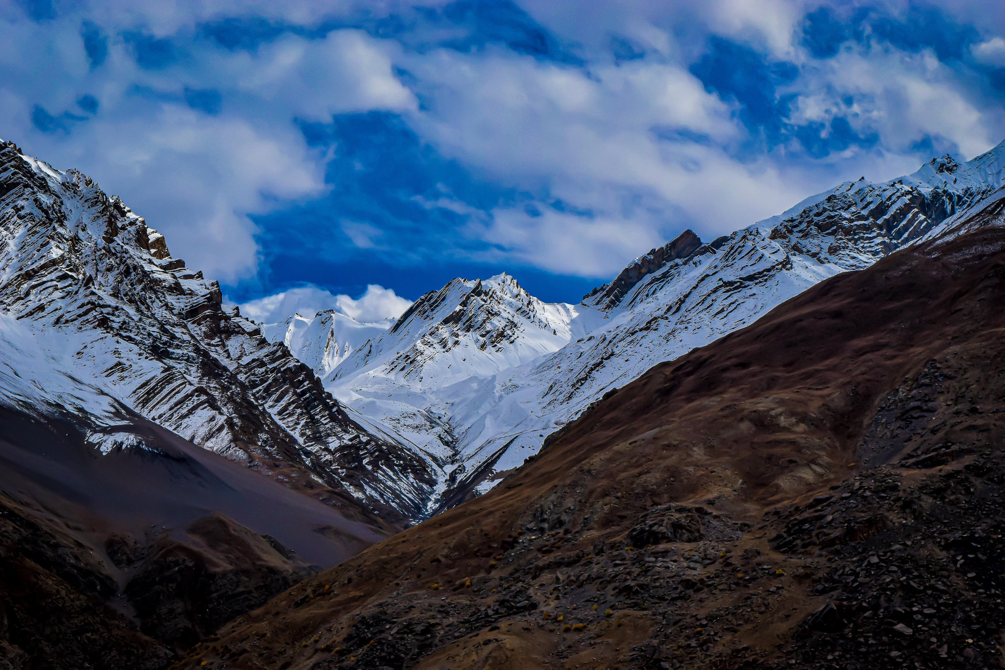 The Himalayas, standing tall!