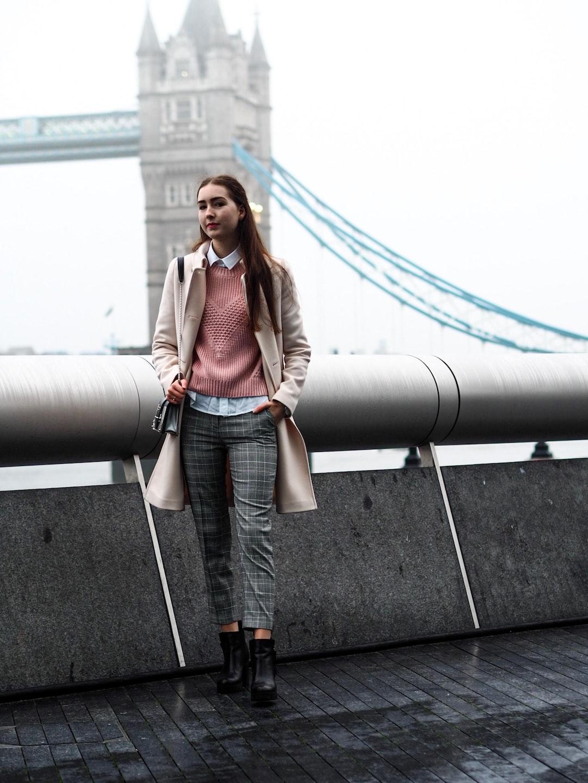 Tower Bridge & Fashion Photoshooting (London UK)
