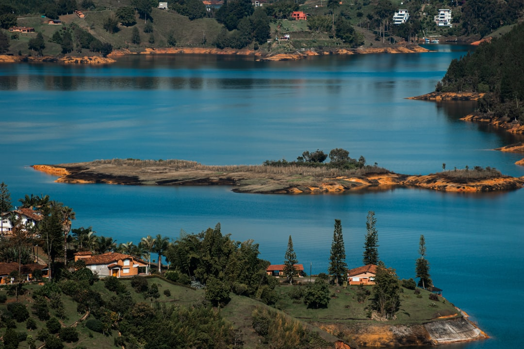 The Colors of Guatape Colombia, it is Magic