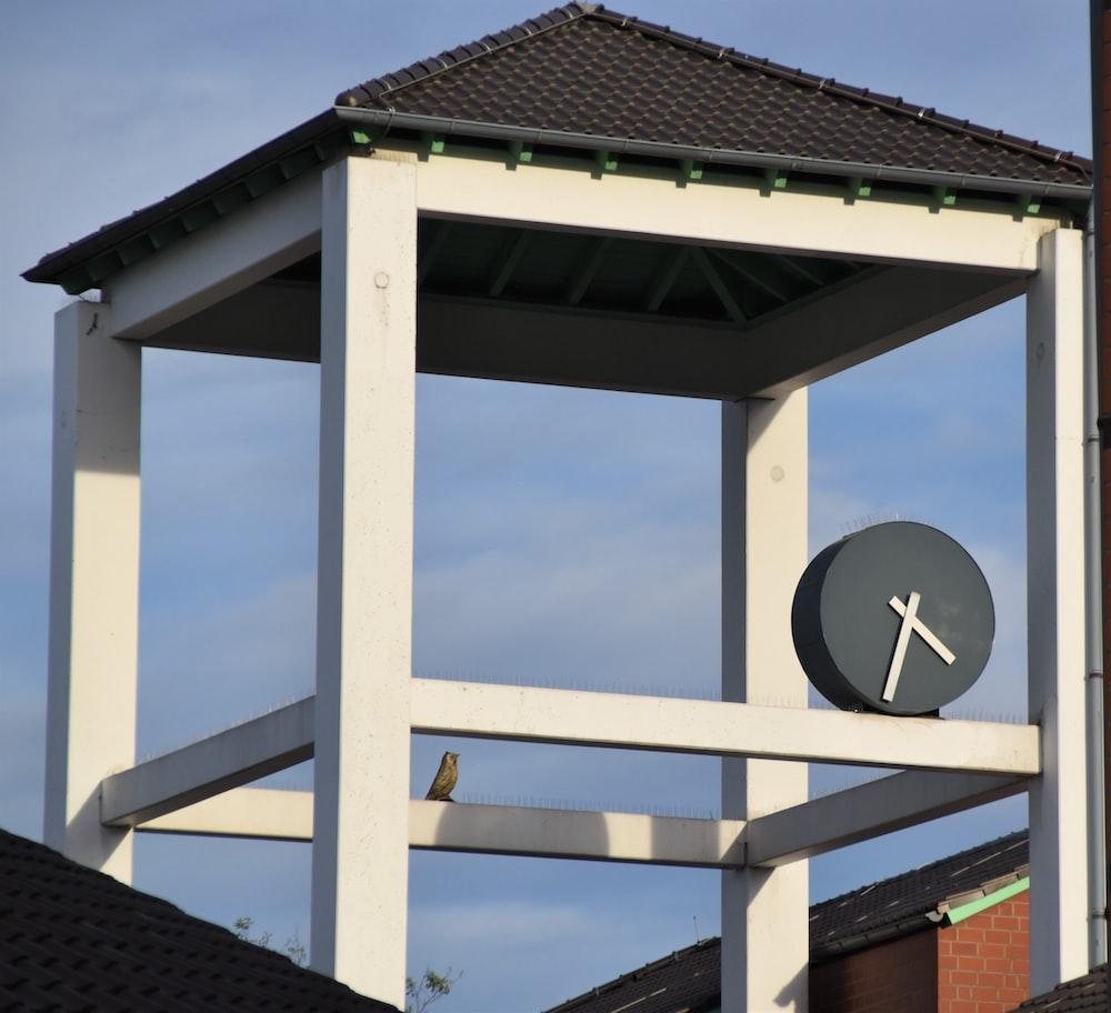 white tower during daytime