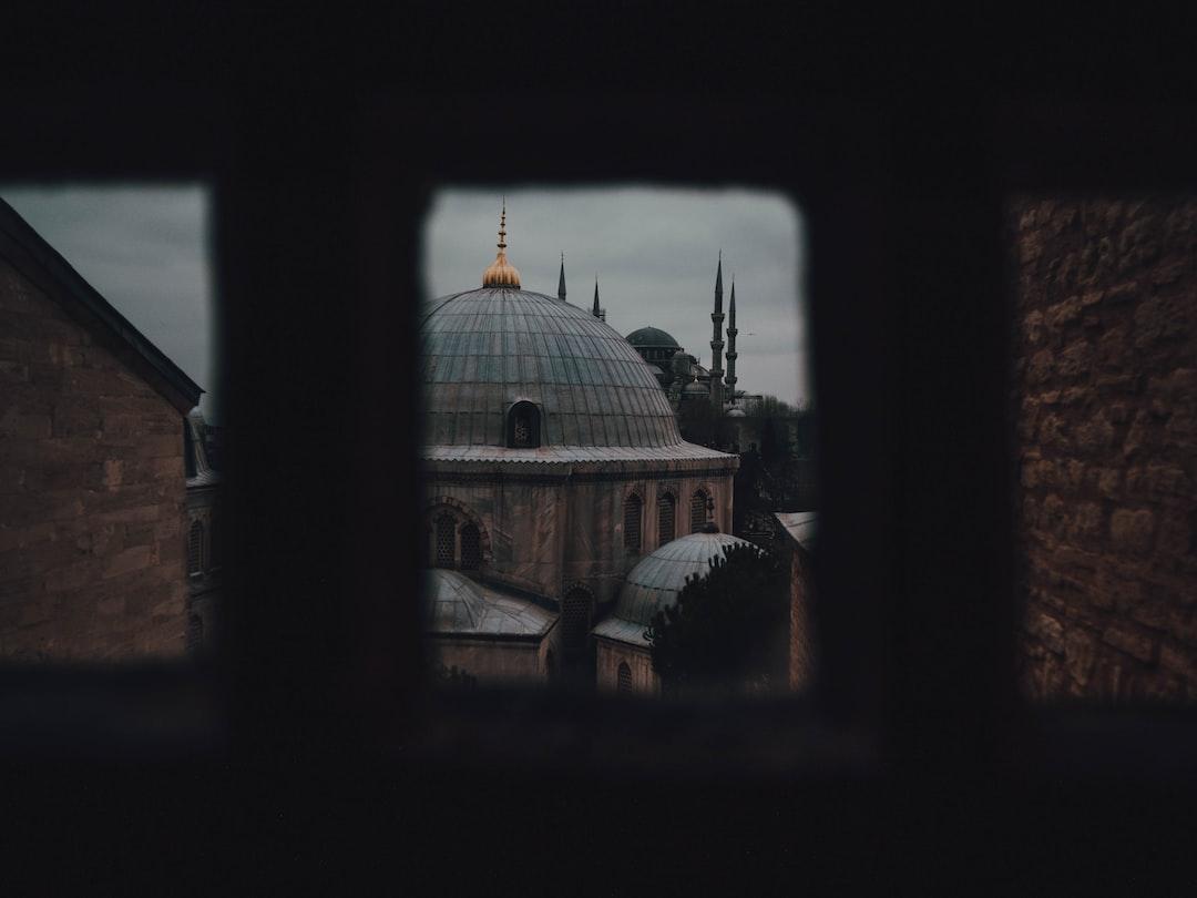 Hagia Sophias View! - unsplash